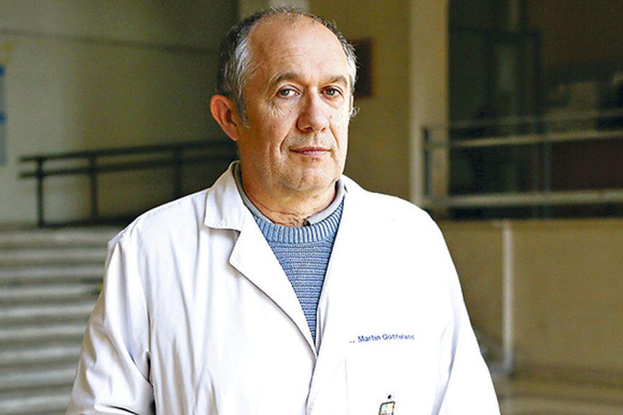 Martin Gotteland, académico de la U. de Chile y Ph.D. en Fisiología