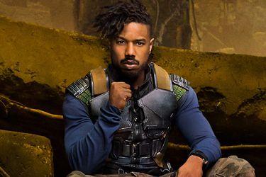 Michael B. Jordan dijo que es poco probable que Killmonger regrese en Black Panther 2