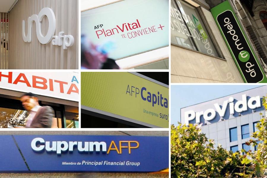 Traspasos de fondos de AFP alcanzan máximo histórico por masivo traslado al E