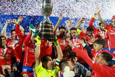 4 de julio: La Roja celebra su primer título en la historia tras superar a la Argentina de Messi