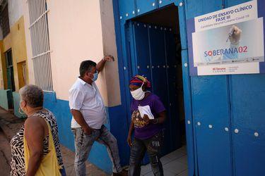 La carrera de Cuba para hacer su propia vacuna contra el coronavirus