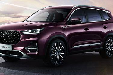 Chery estrena en el Salón de Beijing el SUV que traerá a Chile en 2021