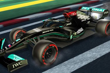 La Fórmula 1 llegará este mes a Rocket League