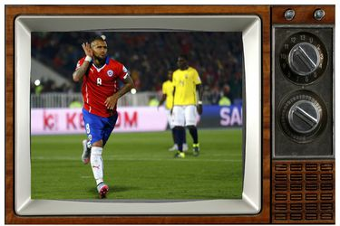 Cartelera de domingo: parte el camino a la primera Copa América para la Roja