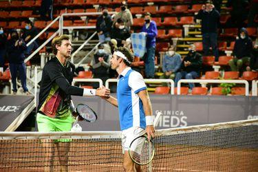 Nicolás Jarry se despide en la primera ronda del Challenger de Santiago 3