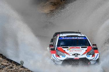 Elfyn Evans gana en Turquía y es el nuevo líder del Mundial de Rally