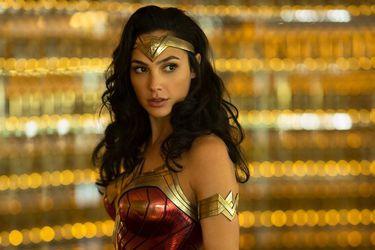 Nuevos videos presentan la acción desde el set de Wonder Woman 1984