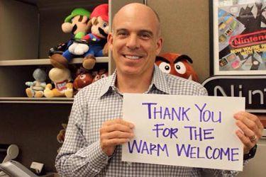 Los memes que marcaron la llegada de Doug Bowser a la presidencia de Nintendo