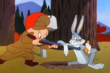 Elmer Gruñón se quedó sin su rifle en la nueva versión de los Looney Tunes