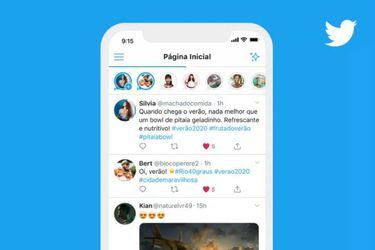 """Twitter prueba su propia versión de las """"stories"""" en Brasil"""