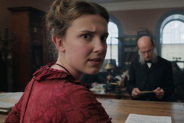 Familia de Arthur Conan Doyle presentó una demanda contra Enola Holmes