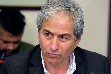 Mario Aguilar presidente del Colegio de Profesores