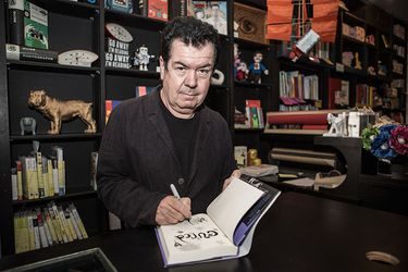 """Lol Tolhurst Book Signing For """"Cured: The Tale Of Two Imaginary Boys"""""""