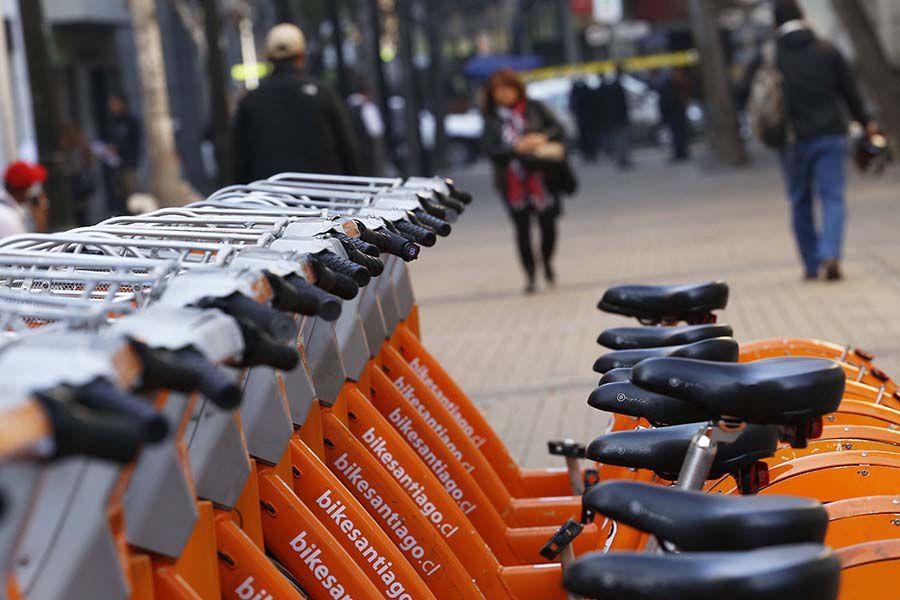 Bike Santiago