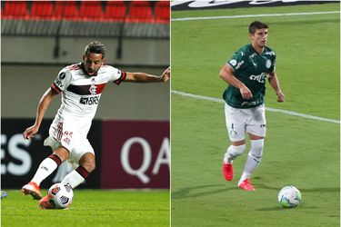Isla vs. Kuscevic, el dispar presente de los dos chilenos finalistas de la Copa Libertadores