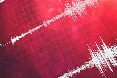 Se registra sismo de magnitud 5,3° en zona central del país