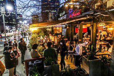 Actividad de almacenes y restaurantes recupera terreno al compás de la reactivación económica