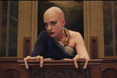 The Witches generó críticas por una parte de la caracterización del personaje de Anne Hathaway