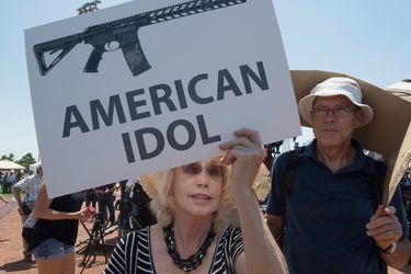 Texas, donde una persona muere cada tres horas por armas de fuego