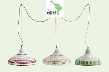 PET Lamp Mapuche