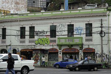 """Valparaíso, ¿una nueva """"zona de sacrificio""""?"""