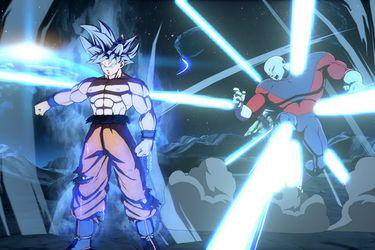 Nuevas imágenes de Gokú Ultra Instinc en Dragon Ball FighterZ