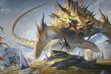 Ya puedes inscribirte en el acceso adelantado de Ikoria: Lair of Behemoths, el nuevo set de Magic: The Gathering Arena