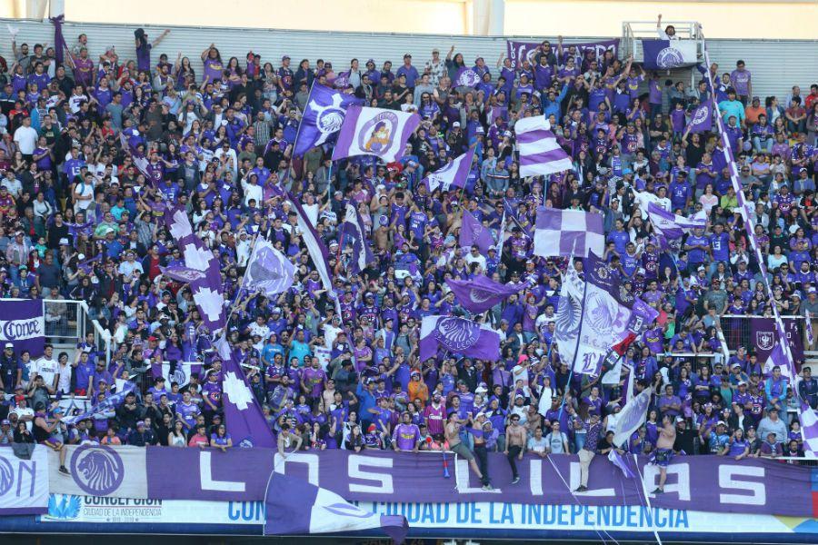 Deportes Concepción, 2018