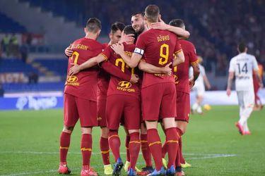 El plantel de la Roma acuerda no cobrar sus sueldos por cuatro meses