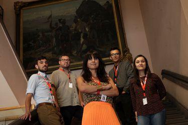 """Macarena Ponce de León: """"La legitimación social para un museo de historia es esencial"""""""