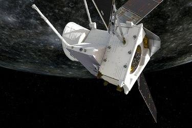 Primer sobrevuelo de Mercurio para la misión BepiColombo