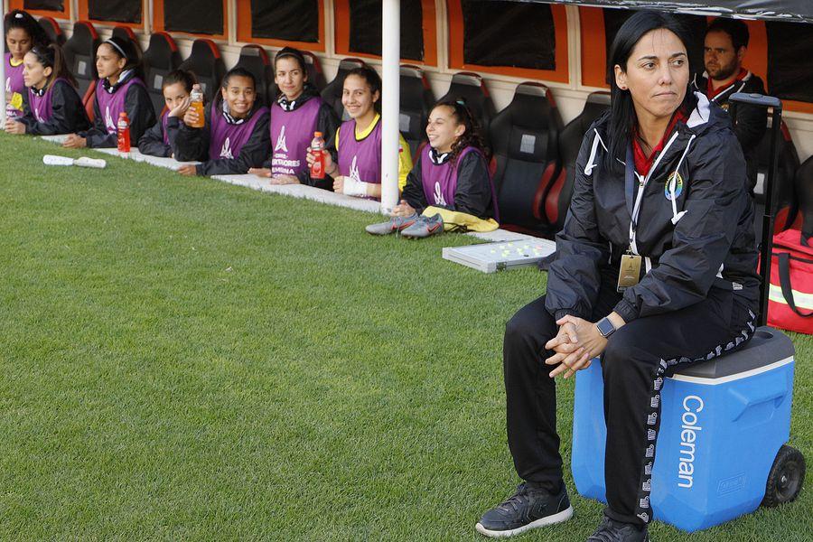 Paula Navarro, entrenadora de Santiago Morning. La columna de Paula Navarro.