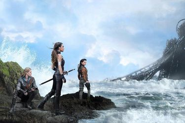 Spike TV canceló The Shannara Chronicles
