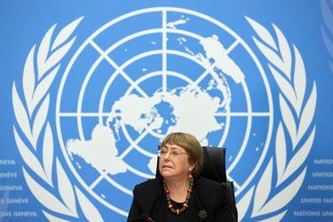 Bachelet denuncia intentos de socavar instituciones nacionales de DD.HH. en América Latina y el Caribe