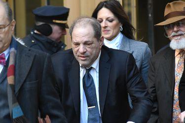 Harvey Weinstein en su laberinto: ¿Cuáles son los nuevos delitos sexuales que sepultan al exproductor de Hollywood?