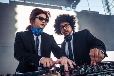 GTA: el desconocido dúo de DJs que busca sorprender en Lollapalooza