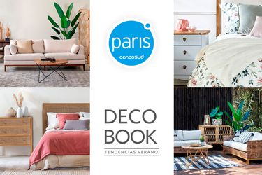 Primavera en Paris: Decobook