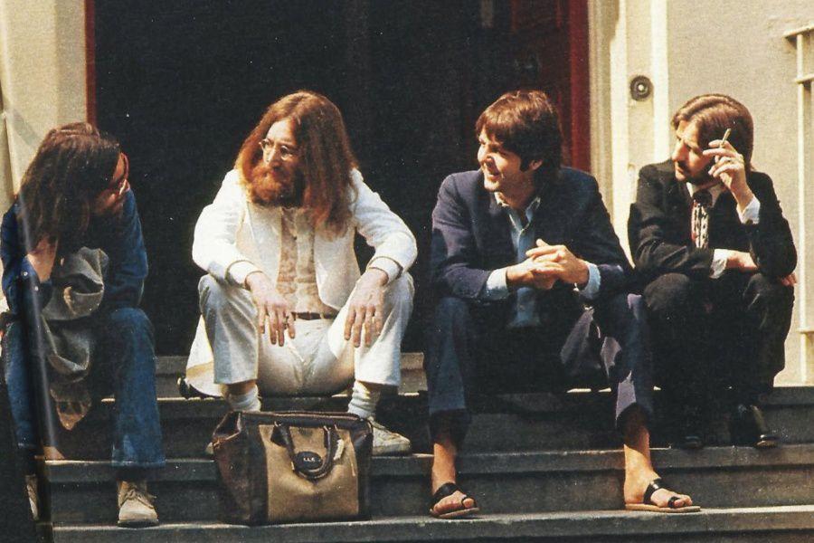 Beatles Abbey Road sit