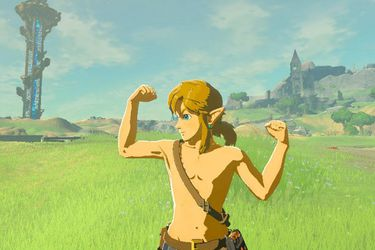 Los videos de la Switch le dan un segundo aire a Breath of the Wild