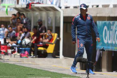 Esteban Valencia continuará en la U para enfrentar lo que queda de campeonato