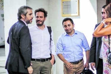 Gobierno busca señal de unidad oficialista y partidos se alinean detrás de Piñera