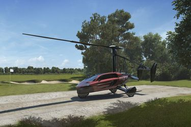 Ya se puede comprar un auto volador en España
