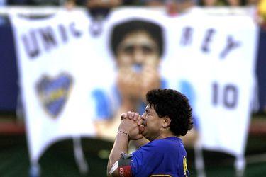"""""""Siempre luchó por ser el mejor y demostrarlo"""": el mundo llora la partida de Diego"""