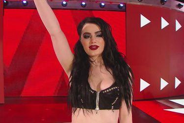 Paige anunció su retiro de la lucha libre
