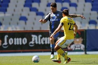 Zampedri se transforma en el mejor goleador de la UC desde 1999