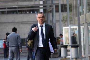 El jefe de Alta Complejidad de la Fiscalía Oriente, Felipe Sepúlveda, lidera la investigación del caso Scomp. / Foto: Agencia UNO