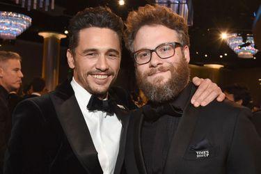 Seth Rogen dice que no planea volver a trabajar con James Franco