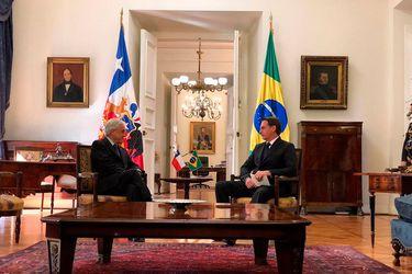 Brasil y Chile, 185 años de relaciones diplomáticas
