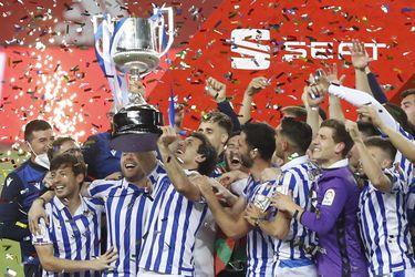 La Real Sociedad conquista la Copa del Rey en la final vasca