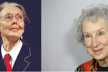 Anne Carson y Margaret Atwood